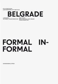 Belgrade. Formal/Informal - LUDOVIC BALLAND TYPOGRAPHY CABINET
