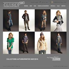 35 inspirational fashion website designs
