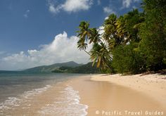 The surfing and scuba diving at this beach are world class! Southern Islands - #Kadavu, #Fiji. #travel