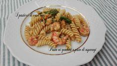 Pasta+ai+gamberi+e+pesto+di+asparagi