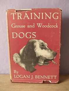 Upland Bird Dog Training Books