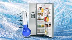Refrigerator Temps