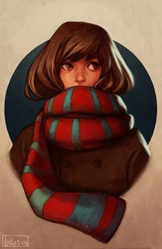 Peppermint by *lulles on deviantART