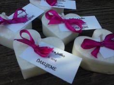 Darčeky pre svadobčanov - plávajúce sviečky pre hostí/cyklamén - 4066513_