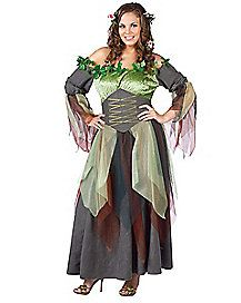 Mother Nature Adult Plus Size Costume