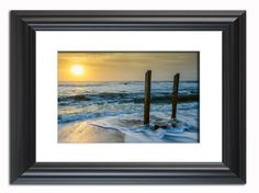 """11"""" x 14"""" Traditional Photography Prints / Wall Décor Landscape Photograph: Kissed by the Sea. View all of the stunning Landscape Photos by Nature and Landscape Photographer Melissa Fague at:  https://www.etsy.com/shop/PIPAFineart Limited Edition Fine Art landscape photography prints and canvas wraps are also available in a variety of sizes."""