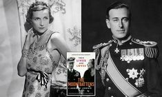 Queen Victoria's great-grandson Louis Mountbatten married heiress Edwina Ashley in 1922 - in a wedding attended by the King and Queen and the Prince of Wales. Admiral Of The Fleet, Princess Pocahontas, Poor Little Rich Girl, Marriage Vows, British Monarchy, Lovely Legs, Perfect Couple, Queen Victoria, Queen Elizabeth Ii