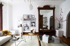 Style and Create — The beautiful Brooklyn home of Tariq Dixon,...