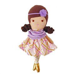 Handmade Violet Doll