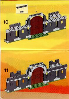 Castle - Knight's Stronghold [Lego 6059]