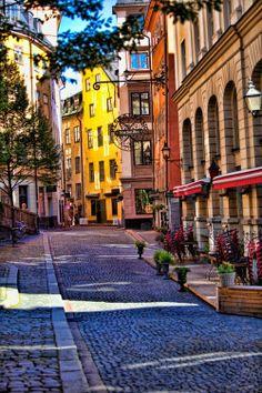 Stockholm, Sweden #travel