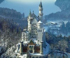 Castles in Germany - Bing Images