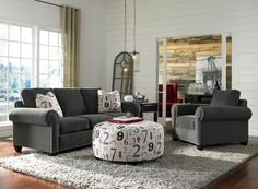 Rowan Stationary Living Room Group  by Broyhill Furniture #furniture www.shopweathers.com