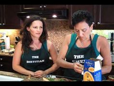 Disappearing Lasagna - Chef AJ & Julieanna Hever, (The Plant-Based Dietitian)