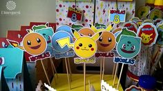 Pokemon Birthday Party Ideas | Photo 1 of 19