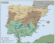Spain, 11th-12th centuries, CE