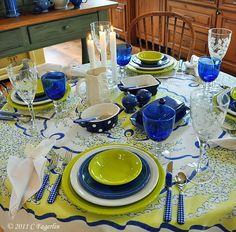LITTLE ROUND TABLE 7 :: 053011LEMONGRASSSAPPHIRE40026.jpg picture by peppercorn99 - Photobucket