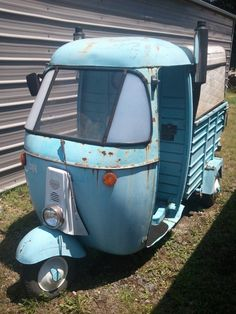 Cushman - this would be great for shuttling