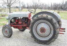C Db Fefedda Cd Ff C Ford Tractors Carpe Diem