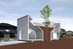 Earth House by Nobuhiro Tsukada ARCHITECTS |