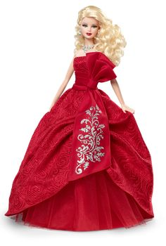 2012 Holiday Barbie Doll - Collectible Dolls | Barbie Collector