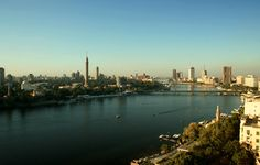 Káhira | O Káhiře