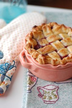 Huckleberry Pies