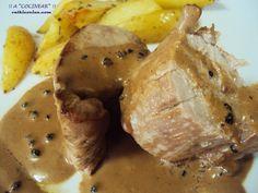 Receta Solomillo de cerdo a la pimienta negra, para Acocinear - Petitchef