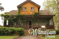 Witmarsum, a 40 km de Ponta Grossa, tem por volta de 2 mil habitantes (sendo que 1200 são menonitas). A região foi fundada em 1951 por imigrantes alemães menonitas -grupo étnico religioso.