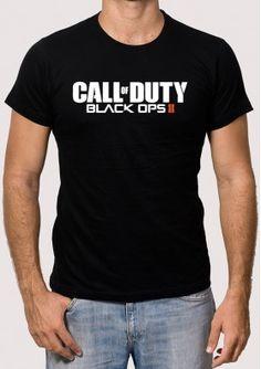 Camiseta Call of Duty Black Ops 2