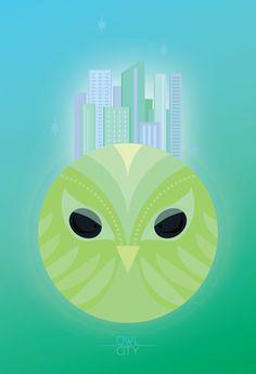 Owl City.