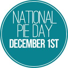 A round-up of delicious pie recipes for National Pie Day!