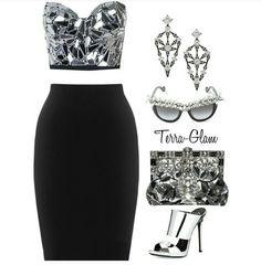 IG: @terra_glam, Stylist