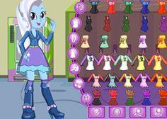 JuegosMyLittlePony.es - Juego: Equestria Trixie Lulamoon - Jugar Online Gratis
