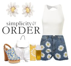 """Simplicity  & Order"" by conch-lady ❤ liked on Polyvore featuring WearAll, Rebecca Minkoff, Report, Elizabeth Arden, women's clothing, women's fashion, women, female, woman and misses"