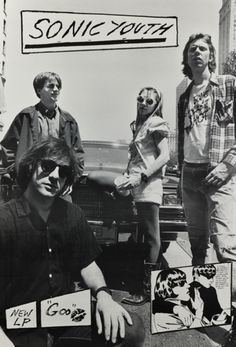 Sonic Youth ...