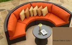Image result for curved sofa sectional leather