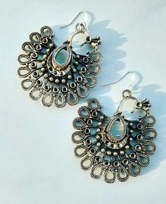 Wedding Ceremonies, Crochet Earrings, Glow, Indian, Jewels, Jewellery, Store, Beauty, Quilling