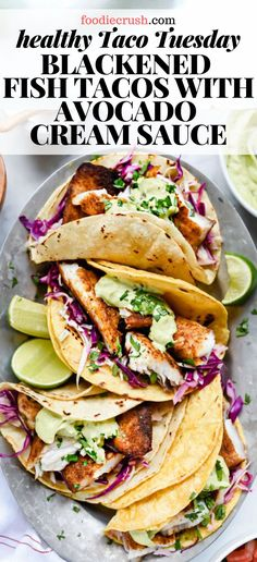 fish tacos & fish tacos + fish tacos with cabbage slaw + fish tacos tilapia + fish tacos recipe + fish tacos sauce + fish tacos with cabbage slaw easy + fish tacos with cabbage slaw tilapia + fish tacos with mango salsa Baked Fish Tacos, Blackened Fish Tacos, Blackened Tilapia, Tilapia Fish Tacos, Mexican Fish Tacos, Blackened Fish Recipe, Easy Fish Tacos, Soft Tacos, Soup Recipes