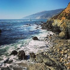 Amongst the rocky coast in #bigsur #california #calocals - posted by Steven Portela https://www.instagram.com/sbport - See more of Big Sur, CA at http://bigsurlocals.com