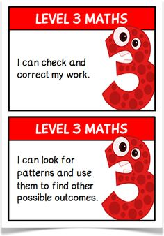 Maths Targets Level 3 - Treetop Displays - A set of 42 numeracy/ maths target statements on A5 flashcards for children working at or towards level 3. Each flashcard is presented with a number three character to symbolise the level. Links to the APP maths assessment guidelines. Visit our website for more information and for other printable resources by clicking on the provided links. Designed by teachers for Early Years (EYFS), Key Stage 1 (KS1) and Key Stage 2 (KS2).