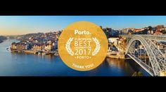 Porto - European Best Destination 2017