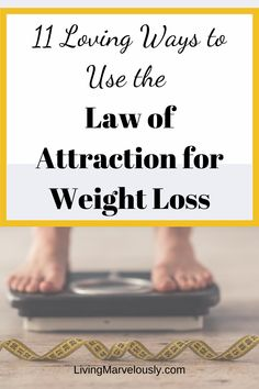 Using the law of attraction for weight loss is all about changing your thoughts and emotions around it. 11 loving ways to try something different and get out of the diet frenzy. Positive Memes, Positive Mindset, Law Of Attraction Meaning, Feeling Happy, How Are You Feeling, Motivational Articles, Learn To Meditate, Meditation For Beginners, Mental Strength