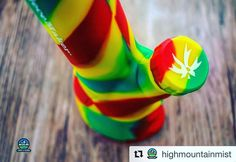 @highmountainmist with @piecemakergear  #Kolt  Versatile silicone pipes for your adventures by @piecemakergear.  Find em' at High Mountain  #HighMountainMist Blaze YOUR own trail & tag us in you pics and we will repost #piecemakergear.com #piecemaker #BlazeYourOwnTrail #siliconewaterpipe #thc #orshow #outdoorretailer #ganja #420 #budtender #hightimes #maryjane #marijuana #siliconebongs #stoner #suicidegirls #supportingyourlifestyle #siliconebong #dabbing #weedsociety #kief #smokeweedeveryday…