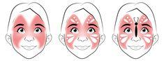 Hier findet ihr die Anleitung für einen süßen Schmetterling + Anleitung zum download, damit ihr bestens auf Karneval vorbereitet seid.   #Karneval #schminken #ideen #Fasching #Schmetterling #carnival #Makeup #ideas #kids #butterfly