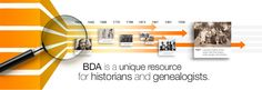 BDA is a new research tool for historians and genealogists comprising transcripts and indexes of many original records and published biograp. Genealogy Sites, September 2013, Historian, Ancestry, Family History, Storytelling, Australia, Life