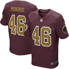 Nike Alfred Morris Washington Redskins Alternate Elite Jersey – Burgundy Nfl  Jerseys For Sale 206c87240