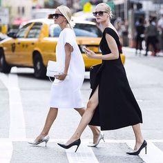 STREETSTYLE #nyfw #fashioninspo