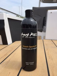 A deep-treating cream applied UV wax polish with a UV additive giving unrivalled long-lasting protection on and ease of use. Floating Boat Docks, Dartmouth, Wax, How To Apply, Polish, Smooth, Deep, Cream, Creme Caramel