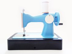 Vintage Soviet Toy Sewing Mashine by USSRvintage on Etsy